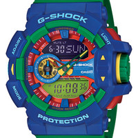 G-Shock Baby G Mens Rotary Switch Multi-Color Watch