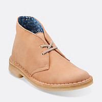 Womens Desert Boot Oakwood Suede - Clarks Womens Shoes - Womens Heels and Flats - Clarks - Clarks® Shoes