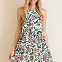 Natural Girl Shift Dress