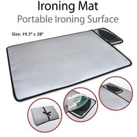 Ironing Mat with Iron Rest