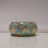Starfish Bracelet ~ Mint