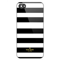 New Kate Spade Gold Stripes Pattern Hard Case Fit for iPhone 6/6s 6s Plus 7 7+