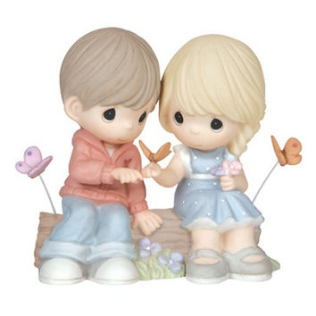 Precious Moments You Give Me Butterflies