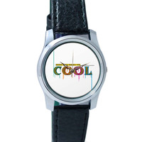 Being Nice Makes You Cool Wrist Watch