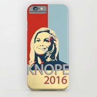 KNOPE 2016 iPhone & iPod Case by Studiomarshallarts