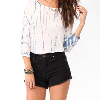 Tie-Dyed Dolman Top   FOREVER21 - 2031556758