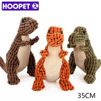 HOOPET Dog Toy Sound Teddy Puppies Resistant to biting Molar Interactive Pet Toys