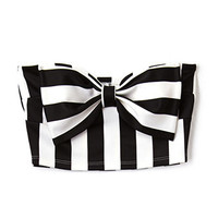 Striped Bow Busiter