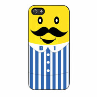 Bananas iPhone Banana Mustache iPhone 5s Case