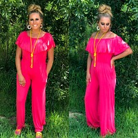 Summer days jumpsuit (other colors)