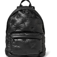 Givenchy - Padded Leather Backpack   MR PORTER