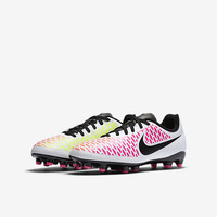 The Nike Jr. Magista Onda (10c-6y) Kids' Firm-Ground Soccer Cleat.