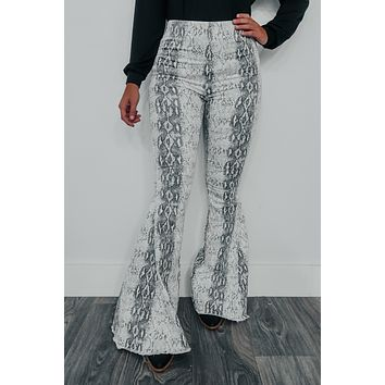 Taking Chances Bell Bottoms: Multi