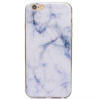 Natural Marble Grain iPhone X 8 7 7Plus & iPhone 6s 6 Plus Case Gift-129