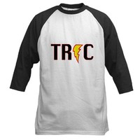 Tree Hill: Tric Baseball Jersey on CafePress.com