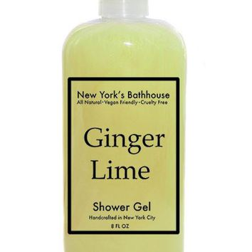 Ginger Lime Shower Gel