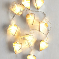 This Ol' Heart of Shine String Lights by ModCloth