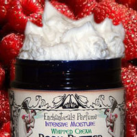 Whipped Body Butter Raspberry scented