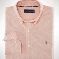 CLASSIC-FIT SOLID OXFORD