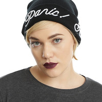 Panic! At The Disco Neon Pom Beanie