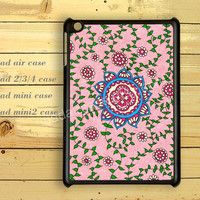 Personalized  colorful case flowers case,ipad air case,ipad 2 case,ipad 3 case,ipad 4 case,ipad mini case,gift case