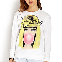 Bubbly Barbie Girl Sweatshirt
