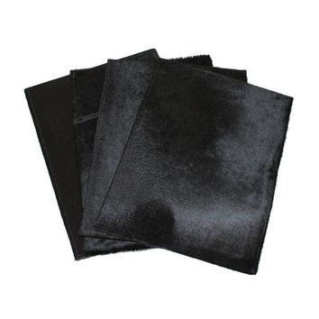 Solid Cowhide Placemats