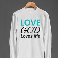 LOVE - God Loves Me