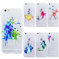 Cartoon Pixar & Disney iPhone Cases
