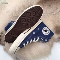 DCCK Converse  Women Casual Shoes Boots  fashionable casual leather