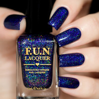 FUN Lacquer Starry Night Of The Summer Nail Polish (Summer 2016 Collection)