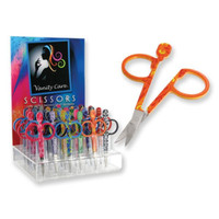 Vanity Care Percision Stainless Cuticle Scissor Case Pack 72
