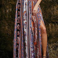 *online exclusive* gypsy boho maxi skirt