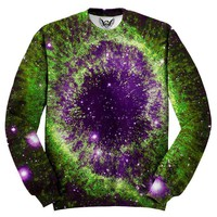 Slime Nebula Sweater