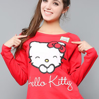 Hello Kitty Reversible Top