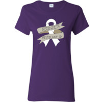 Scoliosis Never Give Up - Never Give In T-Shirt