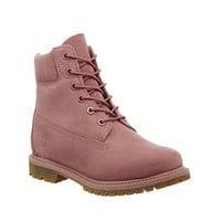 Timberland Premium 6 Boots Dusty Rose Nubuck - Ankle Boots