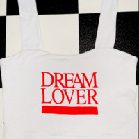 SWEET LORD O'MIGHTY! DREAM LOVER CROP TANK