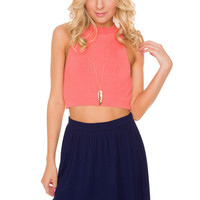 Dylan Skirt in Navy