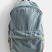 Valley Girl Denim Backpack - $45.00 : ThreadSence, Women's Indie & Bohemian Clothing, Dresses, & Accessories