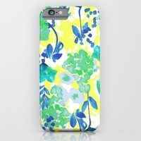 neonish; iPhone & iPod Case by Pink Berry Patterns