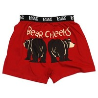 Bear Cheeks-Bear Boxers by Lazy One