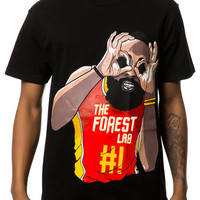 The I See You (Houston) Tee in Black