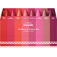 Crayola Chubby Stick Crayon Box in 8 Brilliant Colors