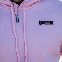 Pink Forever Blessed Hoodie