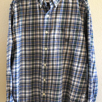 Flannel Oversized 90's Vintage Large