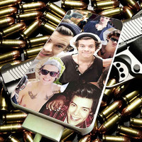 harry styles collage for iPhone, iPod, Samsung Galaxy, HTC One, Nexus ***