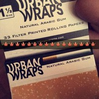 Urban Wraps Rolling Papers #64