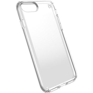 Speck Presidio Clear Case for iPhone 8, 7, 6 Plus