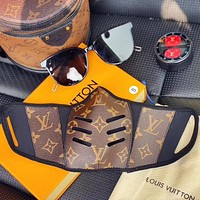 Louis Vuitton LV 2020 new product printing highest safety level mask (safely disinfected)
